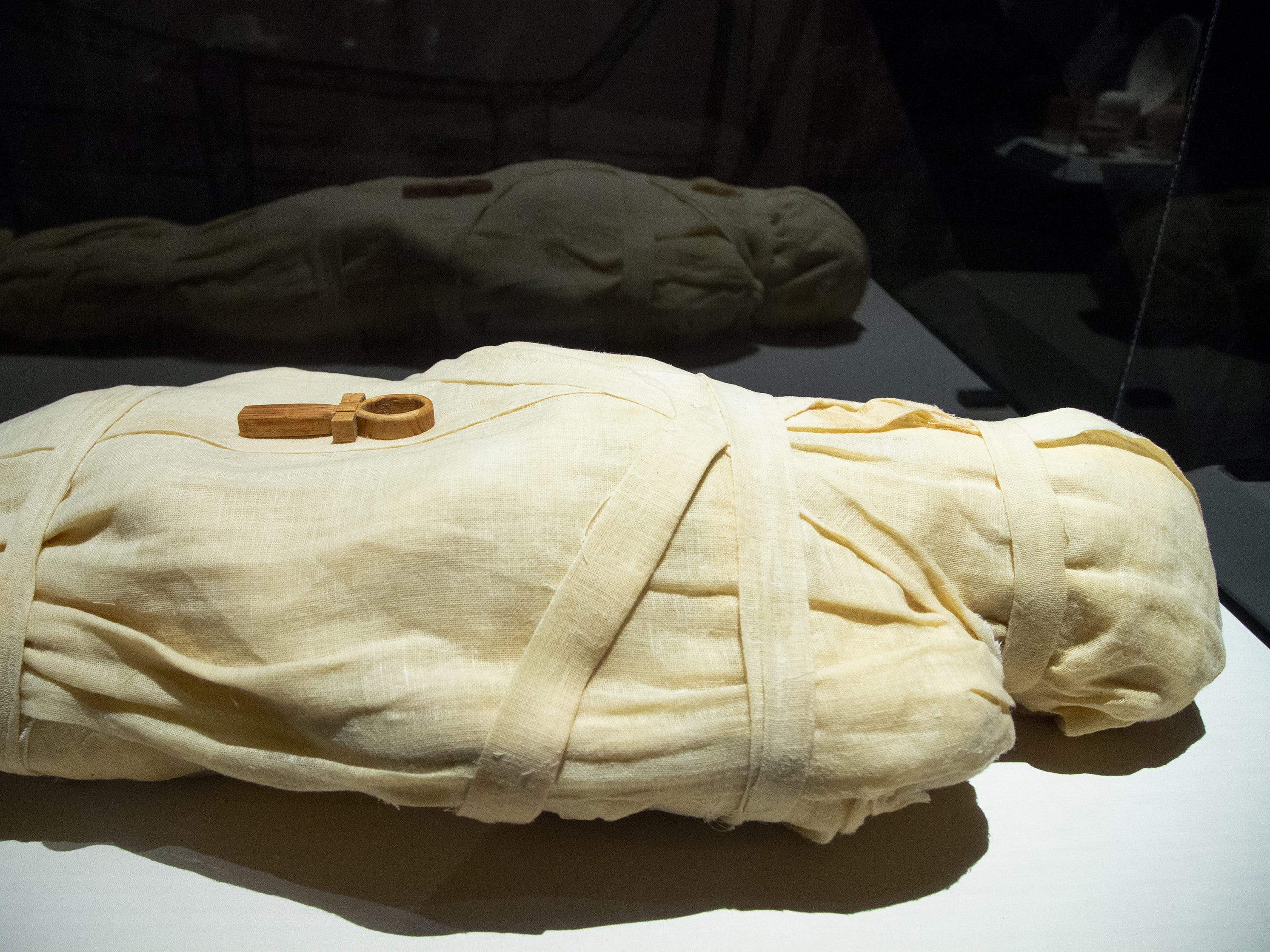 Mummies of the World: The Exhibition displays the first modern-day, ancient mummy at the Arizona Science Center. The exhibit includes mummies from Egypt, Europe and the U.S. and is open to the public from Feb. 10 through Sept. 2, 2019.