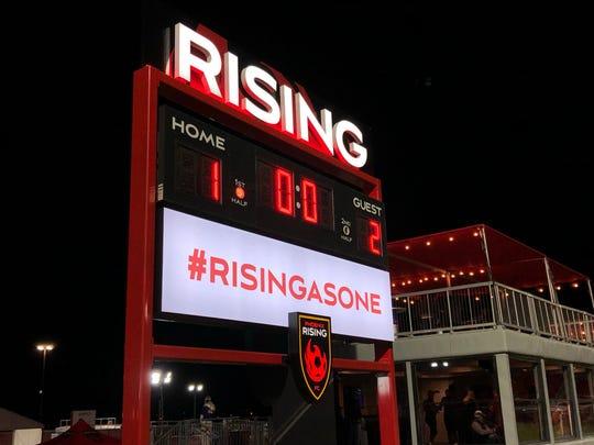 Phoenix Rising vs Sporting KC