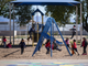Students play during recess on Thursday, Feb. 7, 2019, at Longfellow Elementary in Mesa, Ariz. A new bill going through the legislature would change how much mandated instruction time ELL students receive, and would curb unintended consequences like segregated recess and lunch periods.