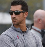 D-Backs GM Mike Hazen is under the microscope in Arizona.