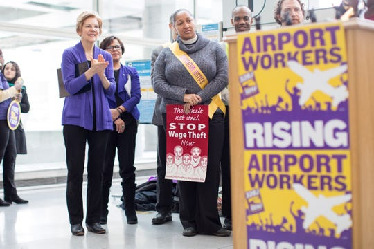 La demócrata de 69 años Elizabeth Warren hará el lanzamiento a su candidatura presidencial este sábado en Lawrence, una de las comunidades más pobres de Nueva Inglaterra.