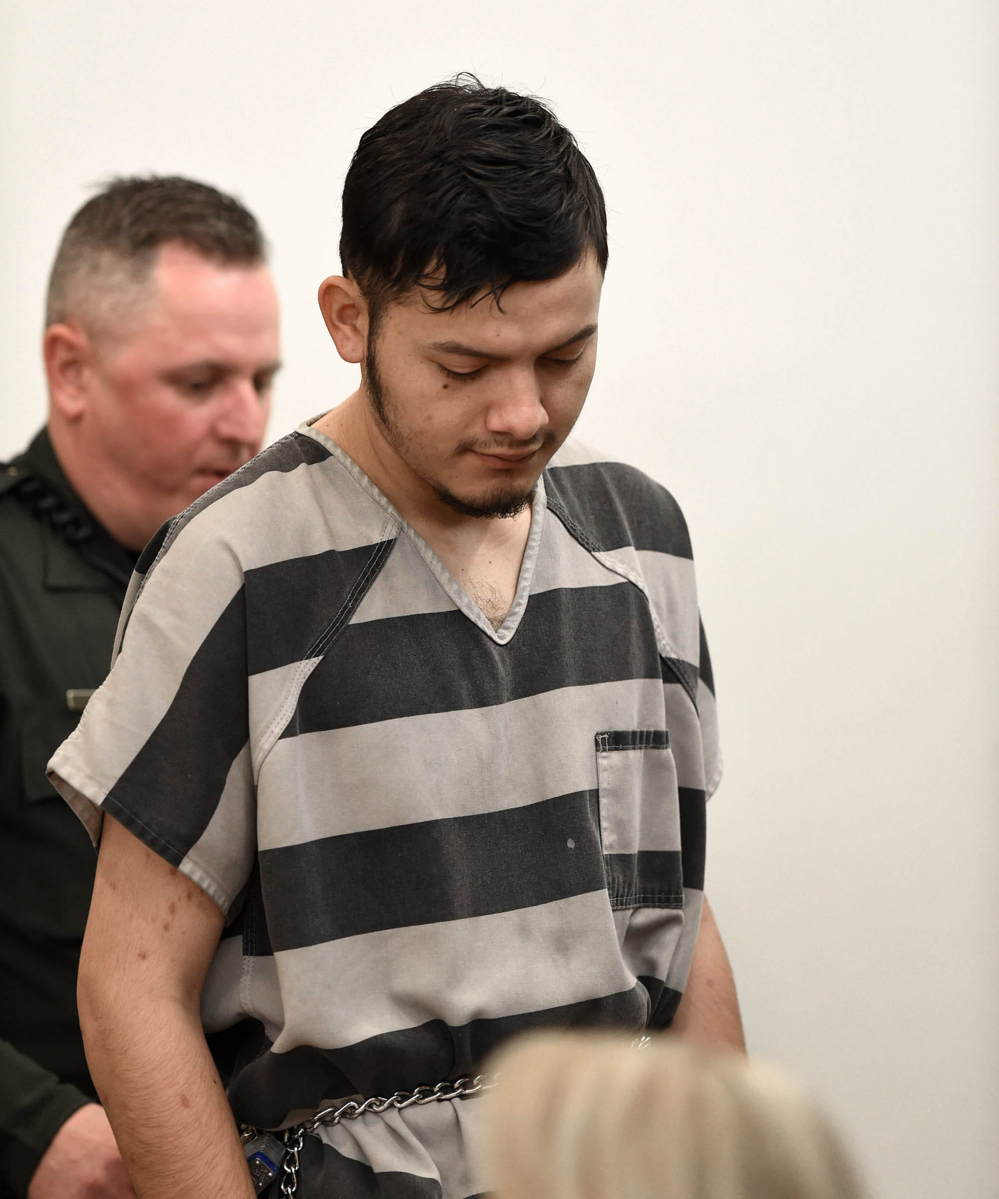 Watch: Martinez-Guzman to face murder charges in Washoe County