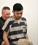 On Feb. 9, 2019, Carson City Judge Thomas Armstrong ordered Wilber Martinez-Guzman to be moved to Washoe County to face murder charges for the deaths of four people.