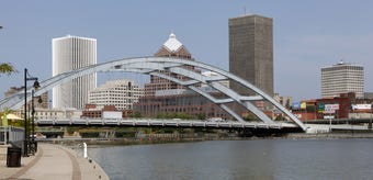 Rochester downtown-area development projects
