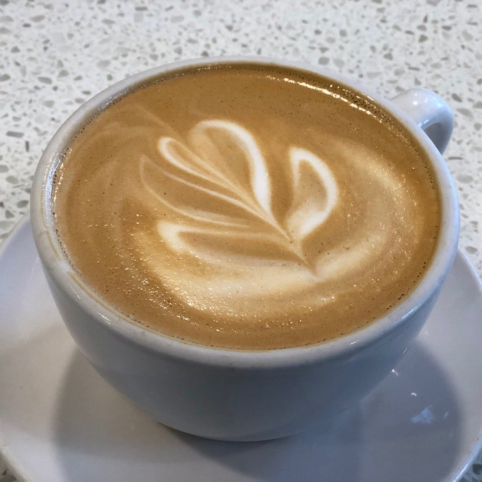 Dining out: Cool beans! Coffee Bar is off to busy start serving up lattes, Sunday waffles