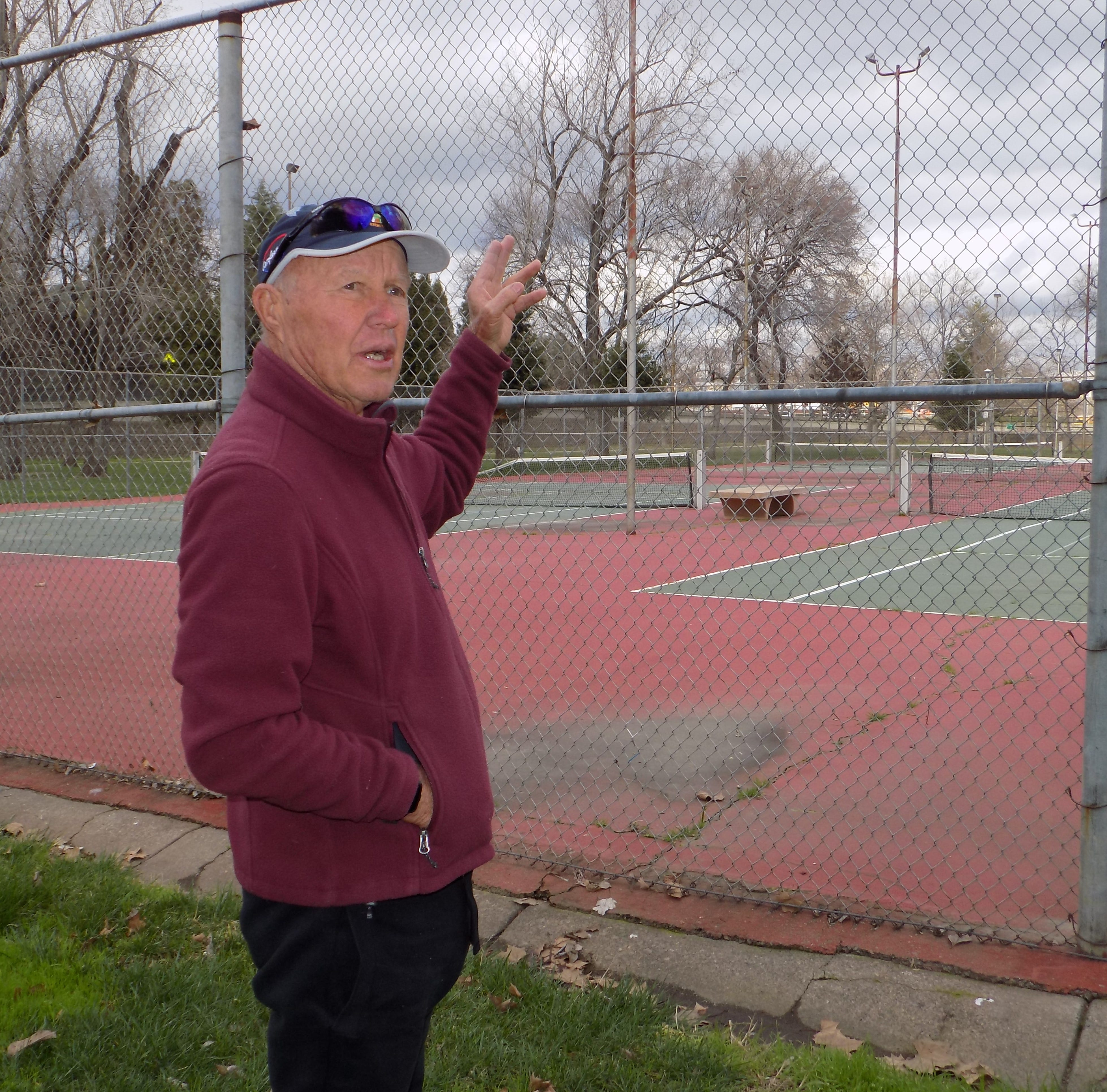 Tennis players, dog trainers to make pitch for South City Park