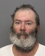 Jeffrey Patrick Smerber is featured on the list after Shasta County authorities said he was arrested 25 times and tied to 42 calls for service in 2018. Including 2017, authorities report a total of 89 calls. The majority of calls are related to public intoxication. Other calls were related to alcohol, public waste, loitering and outstanding warrant.