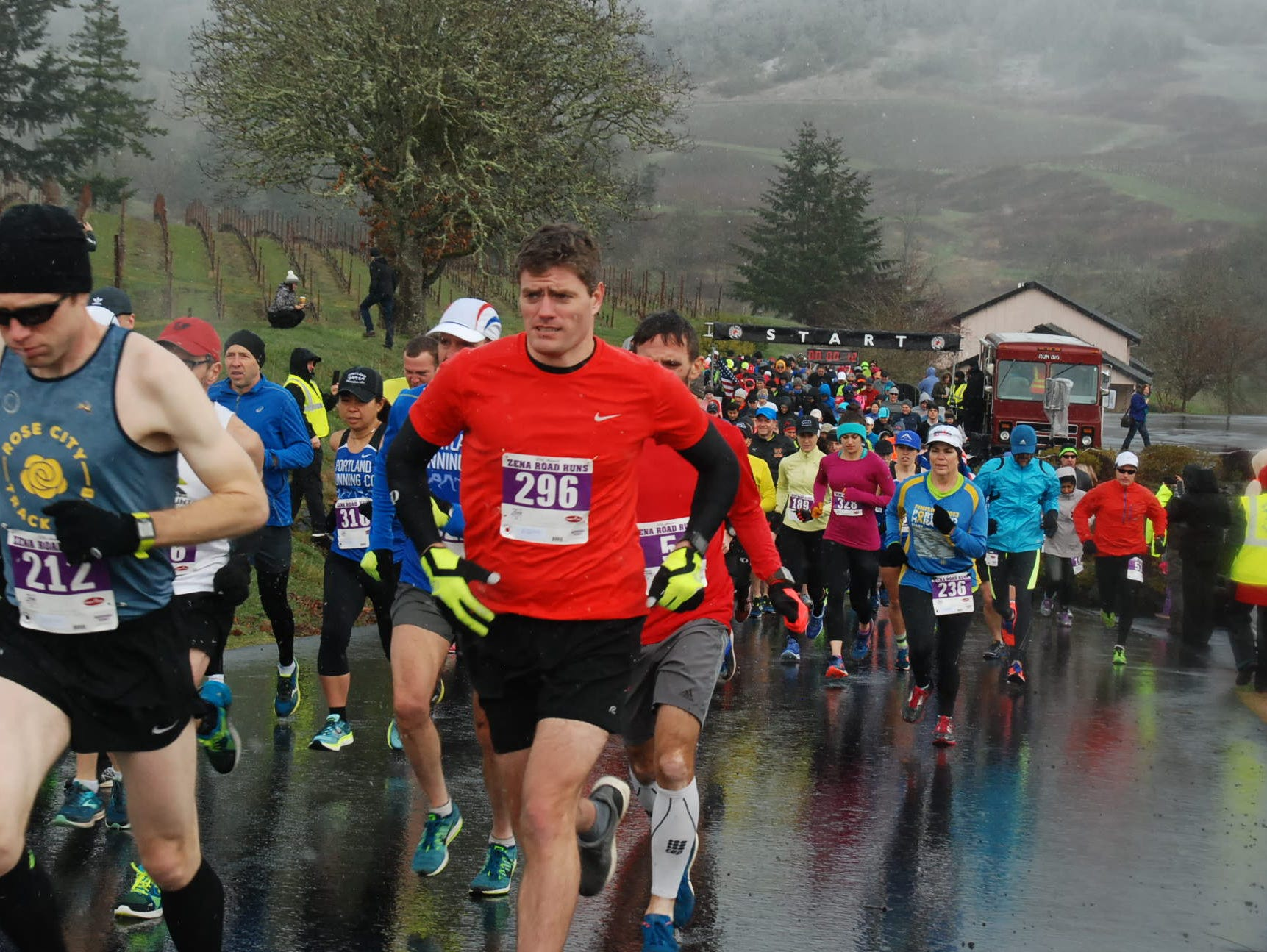 51st Annual Zena Road Runs: A 15K, six-mile or three-mile runthrough theEola-Amity Hills ending with wine for those ages 21 and older, 10 a.m. to 1 p.m. Sunday, Feb. 17,Noble Mountain Tree Farm, 5115 Bethel Heights Road NW. $45, prices increase after Feb. 13.https://runsignup.com/zenaroadruns.