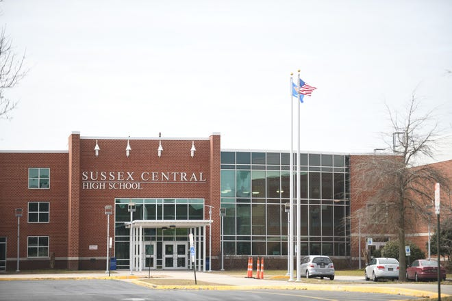 Sussex Central High School in Millsboro will be the site of a public meeting on reopening schools.