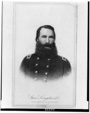 Gen. Longstreet, successful but rarely memorialized Confederate general