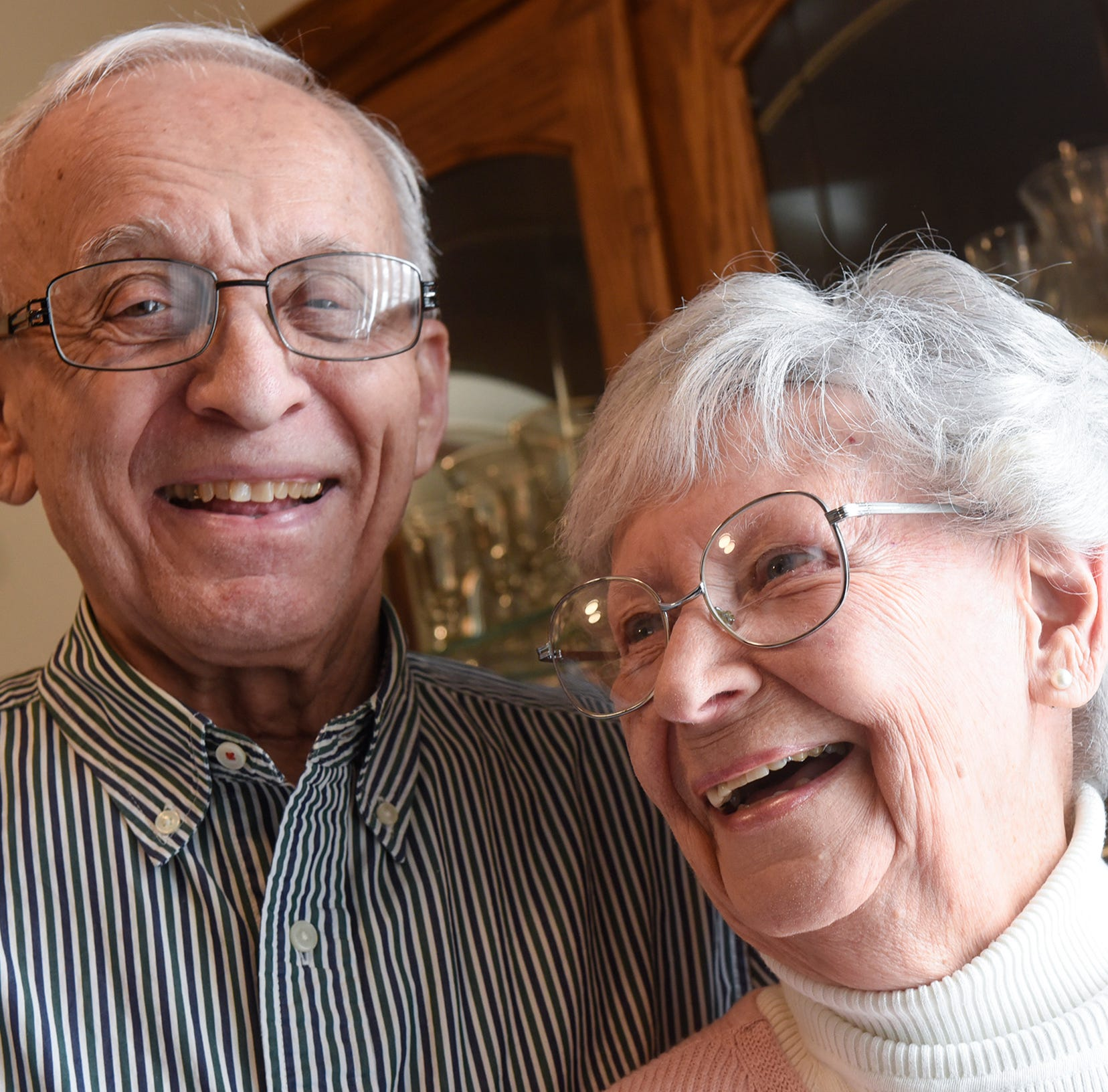 'It took me 60 years to land her:' School-age almost-sweethearts find each other after decades