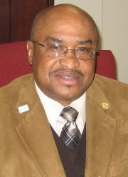Robert Taylor, dean of the College of Agriculture and Food Sciences at Florida A&M University.