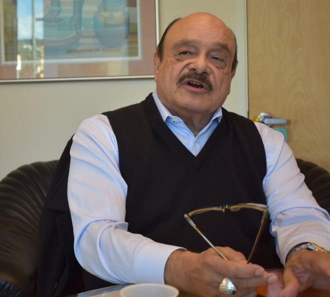 Clinicas del Camino Real CEO Roberto Juarez has been awarded the Medalla Ohtli.