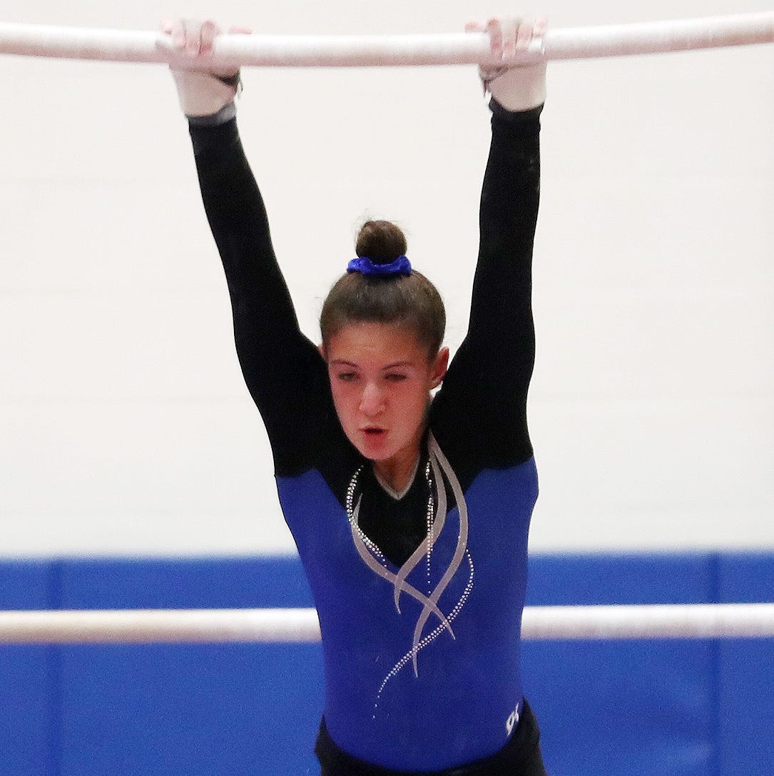 Suffern's Samantha Greenhut is lohud's Rockland gymnast of the year; all-section list