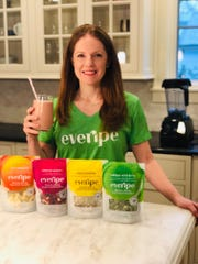 Larchmont resident Kerry Roberts Sneyd, co-founder of Everipe.