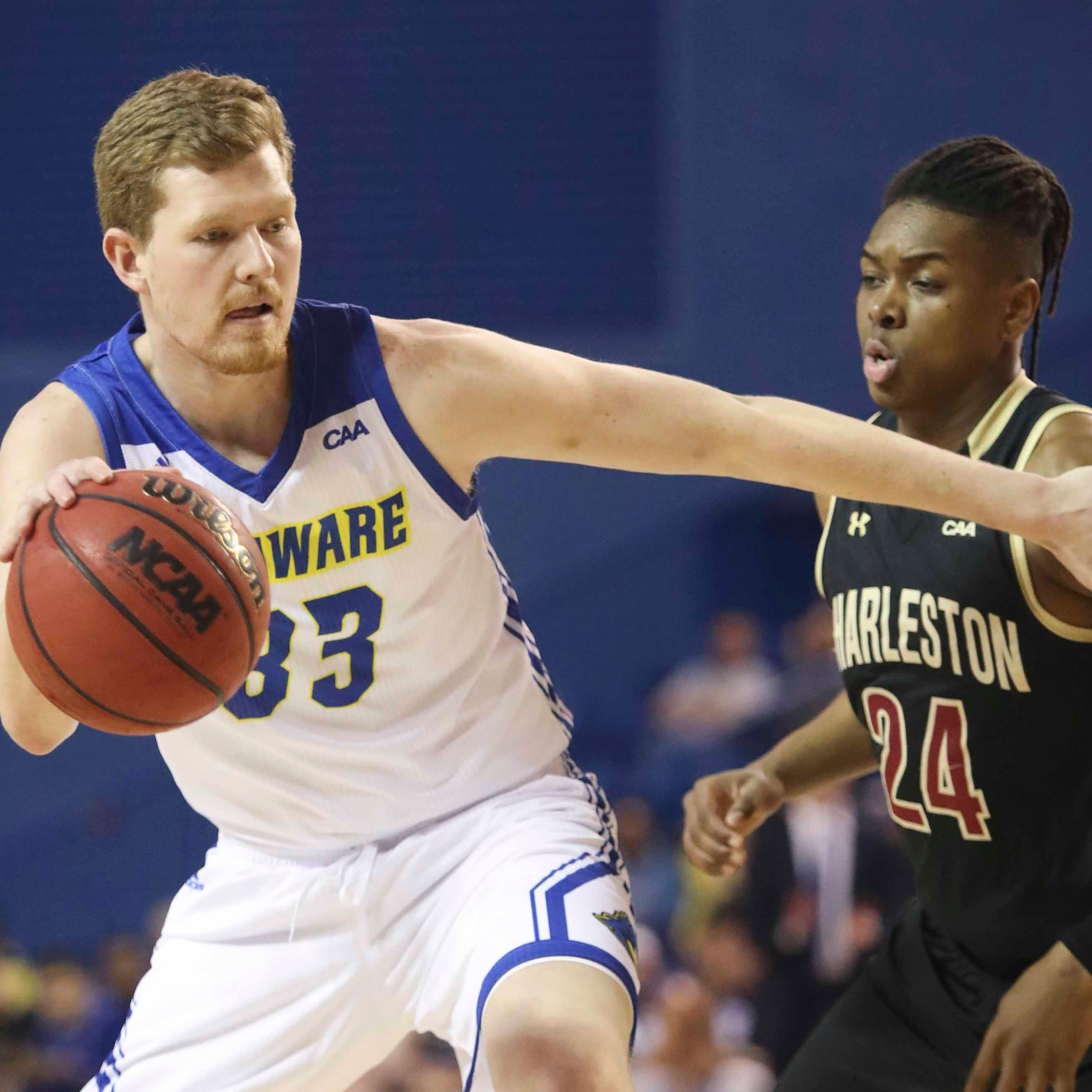 Delaware rallies to beat William & Mary, reach CAA semifinals