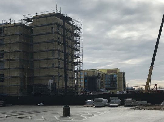 Developers of two hotels along the Wilmington Riverfront are litigating a case in the Delaware Supreme Court.