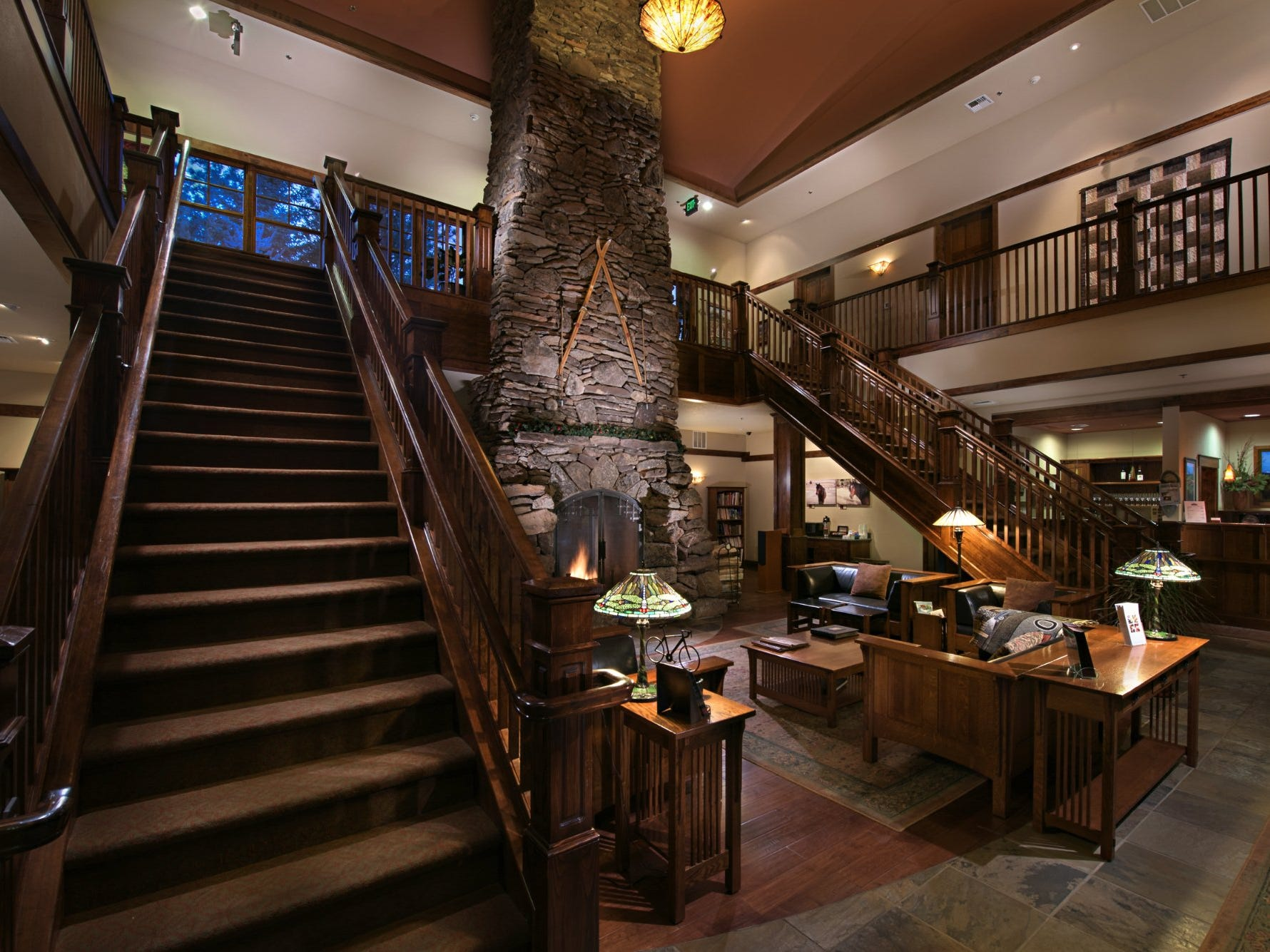 No. 20: FivePine Lodge & Spa in Sisters, Oregon.