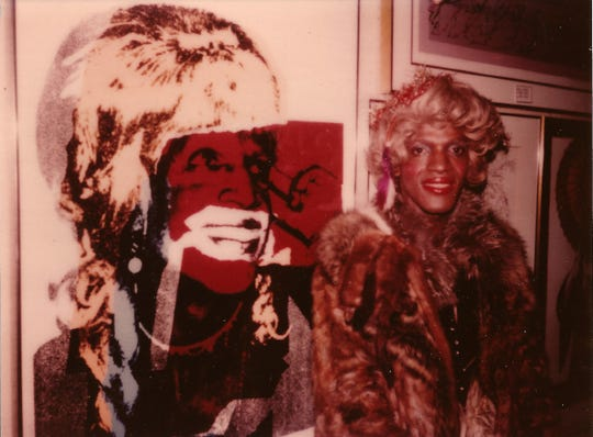 After the Stonewall riots, Marsha P. Johnson joined the gay liberation front and co-founded an organization to house homeless transgender youth. In the 1980s, she became an outspoken activist with the AIDS charity ACT UP.
