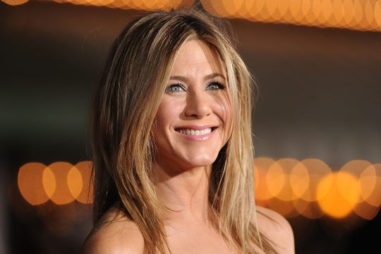 Happy 50th birthday, Jennifer Aniston!