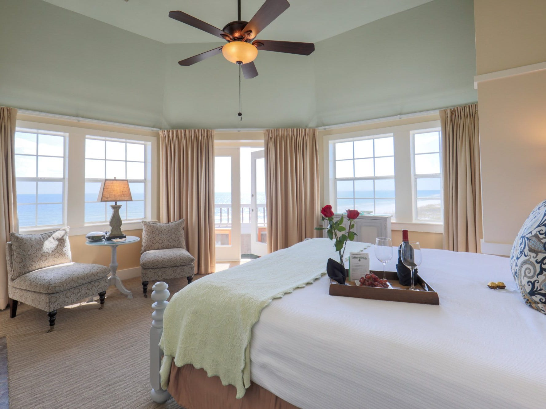 No. 23: Henderson Park Inn in Destin, Florida.