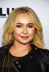 Actress Hayden Panettiere arrives at a screening on Jan. 31, 2019 in Hollywood.