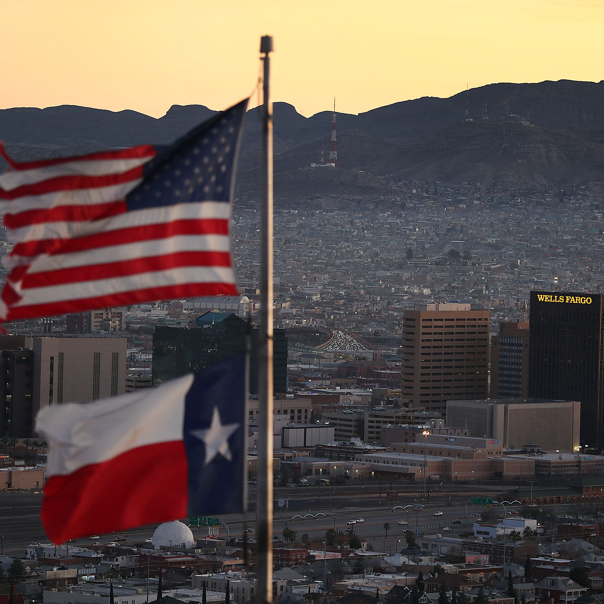 Mayor Dee Margo: El Paso's safety transcends President Trump's claim about border fence