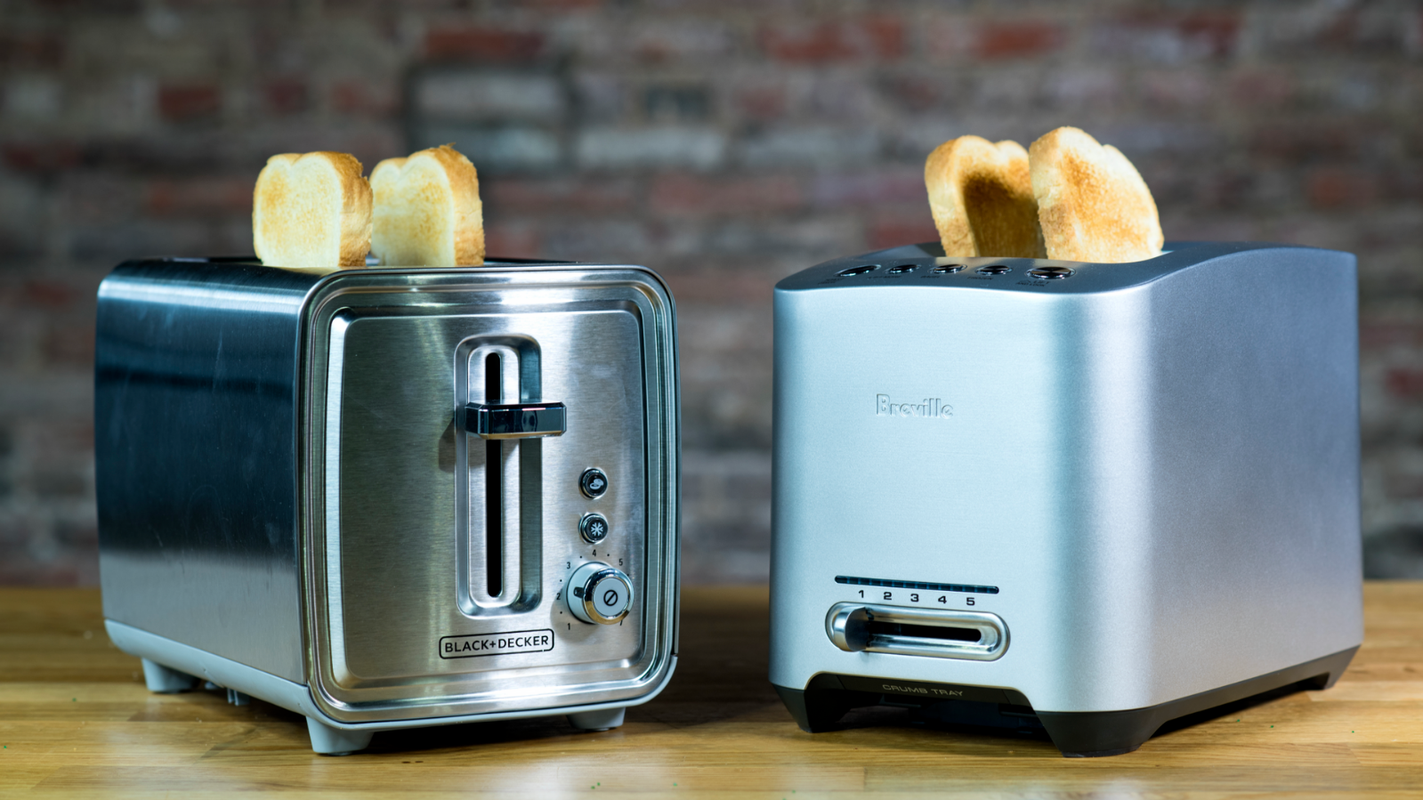 Best Toasters 2020.The Best Toasters Of 2019 Breville Black Decker