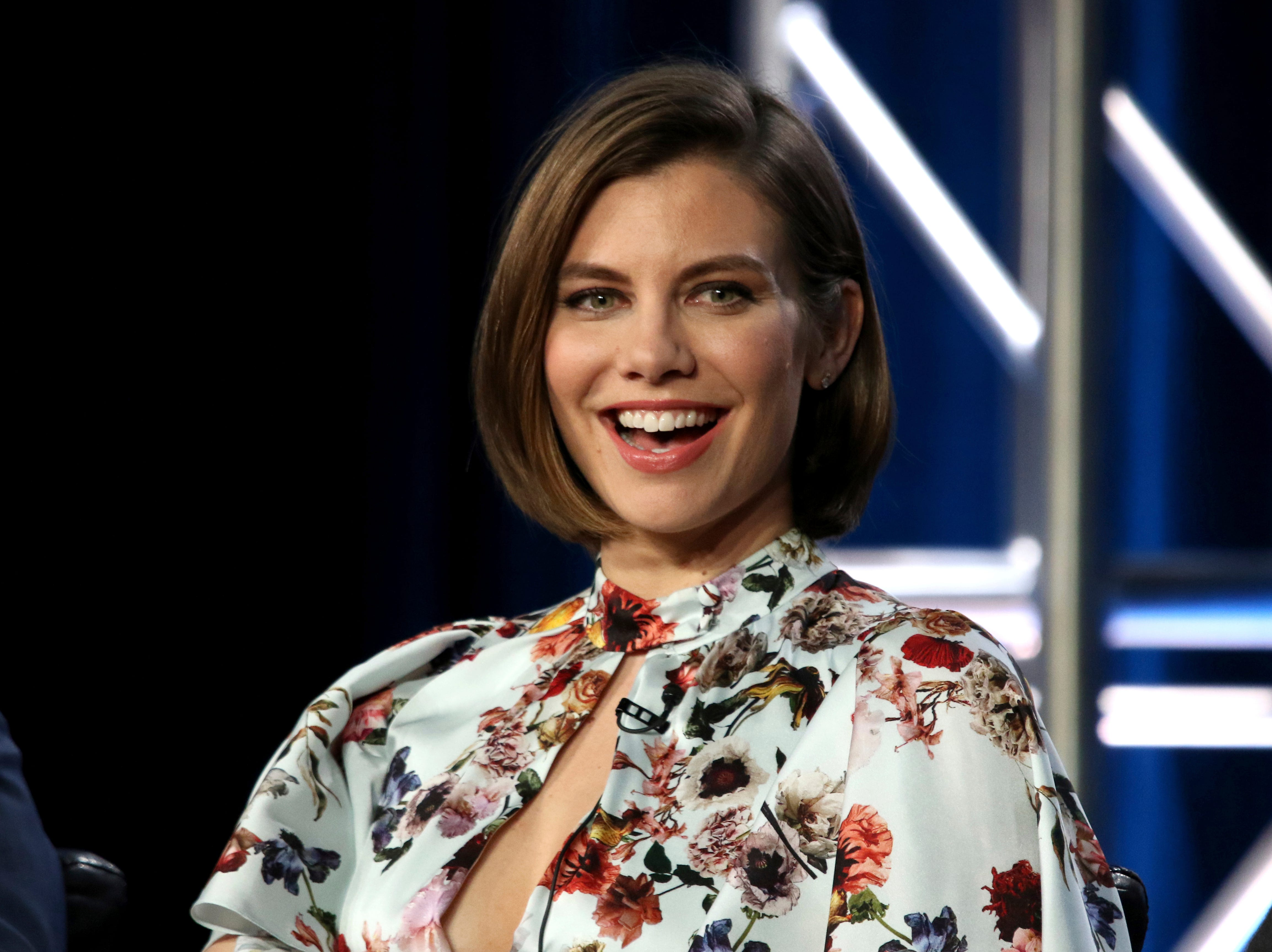 """""""Whiskey Cavalier"""" actress Lauren Cohan discusses her new show on ABC."""
