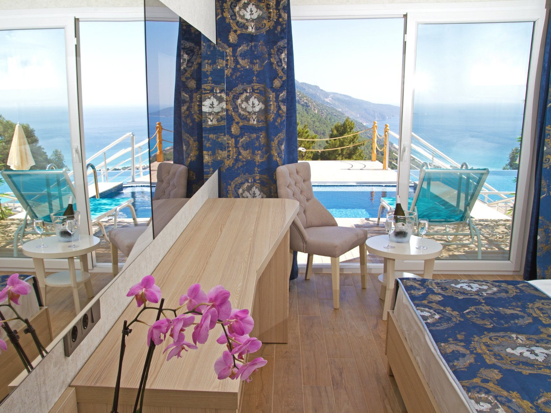 No. 12: Sertil Hotel in Oludeniz, Turkey.