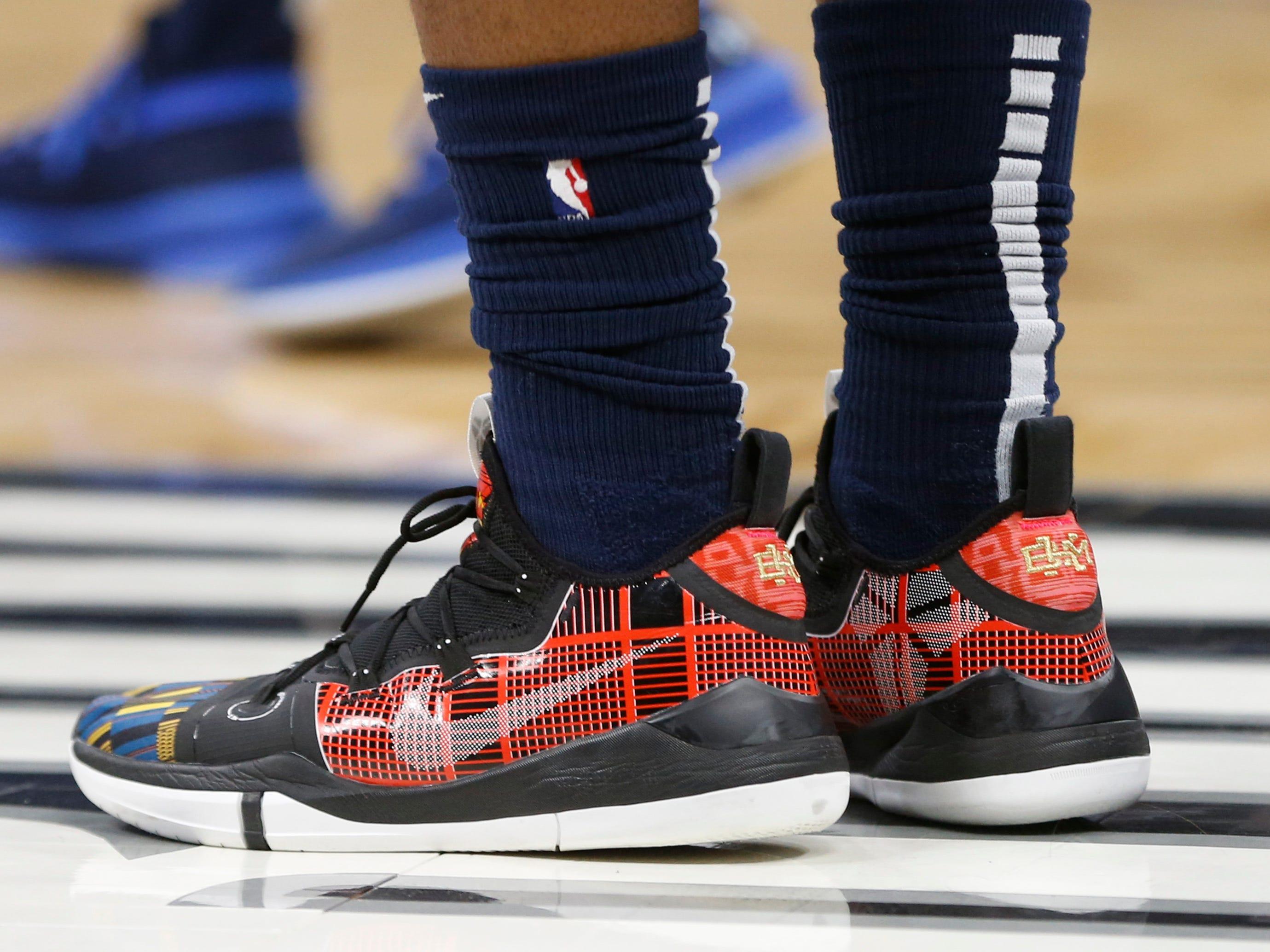 Feb. 7:  Josh Okogie, Timberwolves