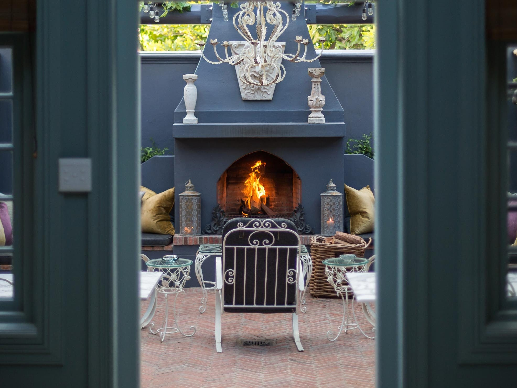 No. 7: Akademie Street Boutique Hotel in Franschhoek, South Africa.