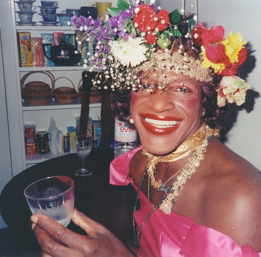 Marsha P. Johnson: Transgender hero of Stonewall riots finally gets her due