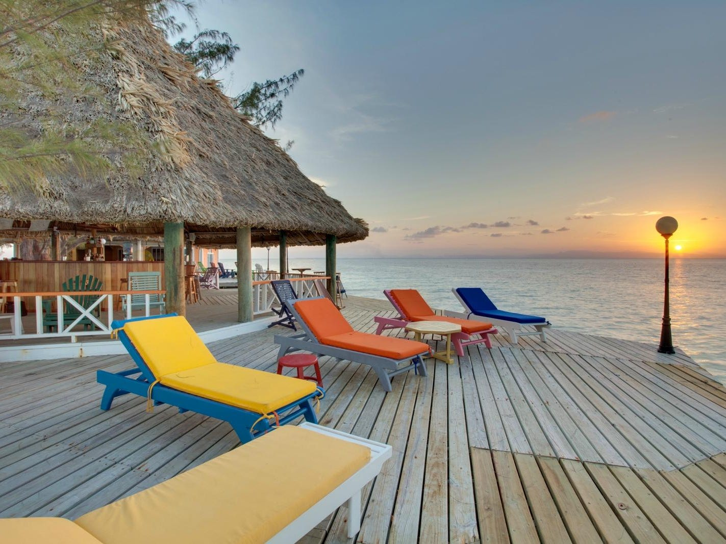 No. 2: Coco Plum Island Resort in Coco Plum Cay, Belize.