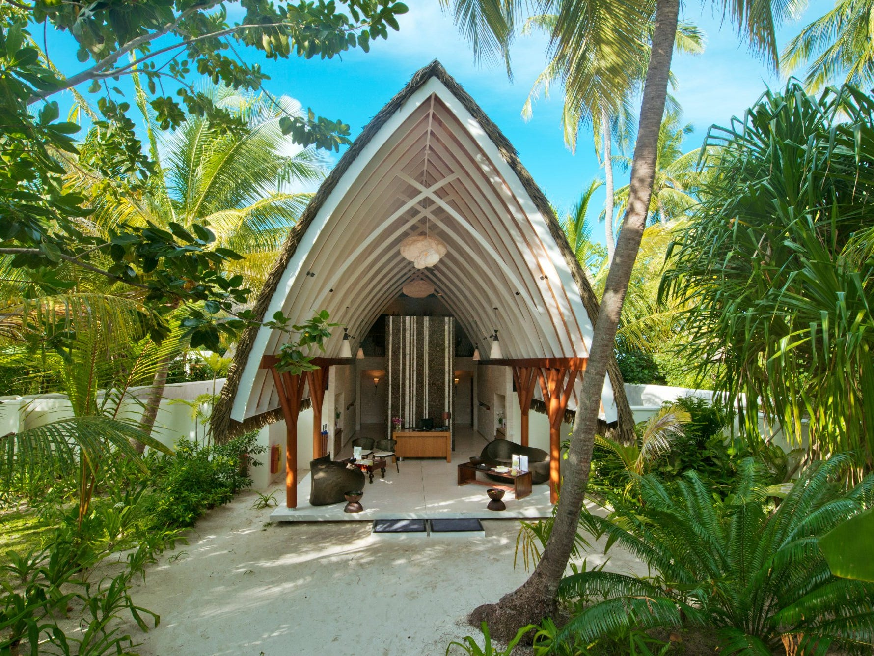 No. 20: Kandolhu Maldives in North Ari Atoll, Maldives.