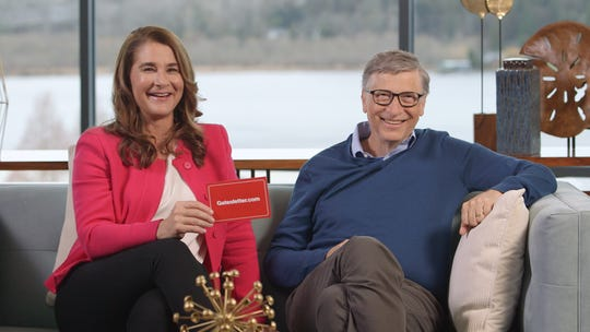 Melinda and Bill Gates lead the world's biggest philanthropic effort, which still has some $50 billion to dispense within the lifetimes of its two directors.