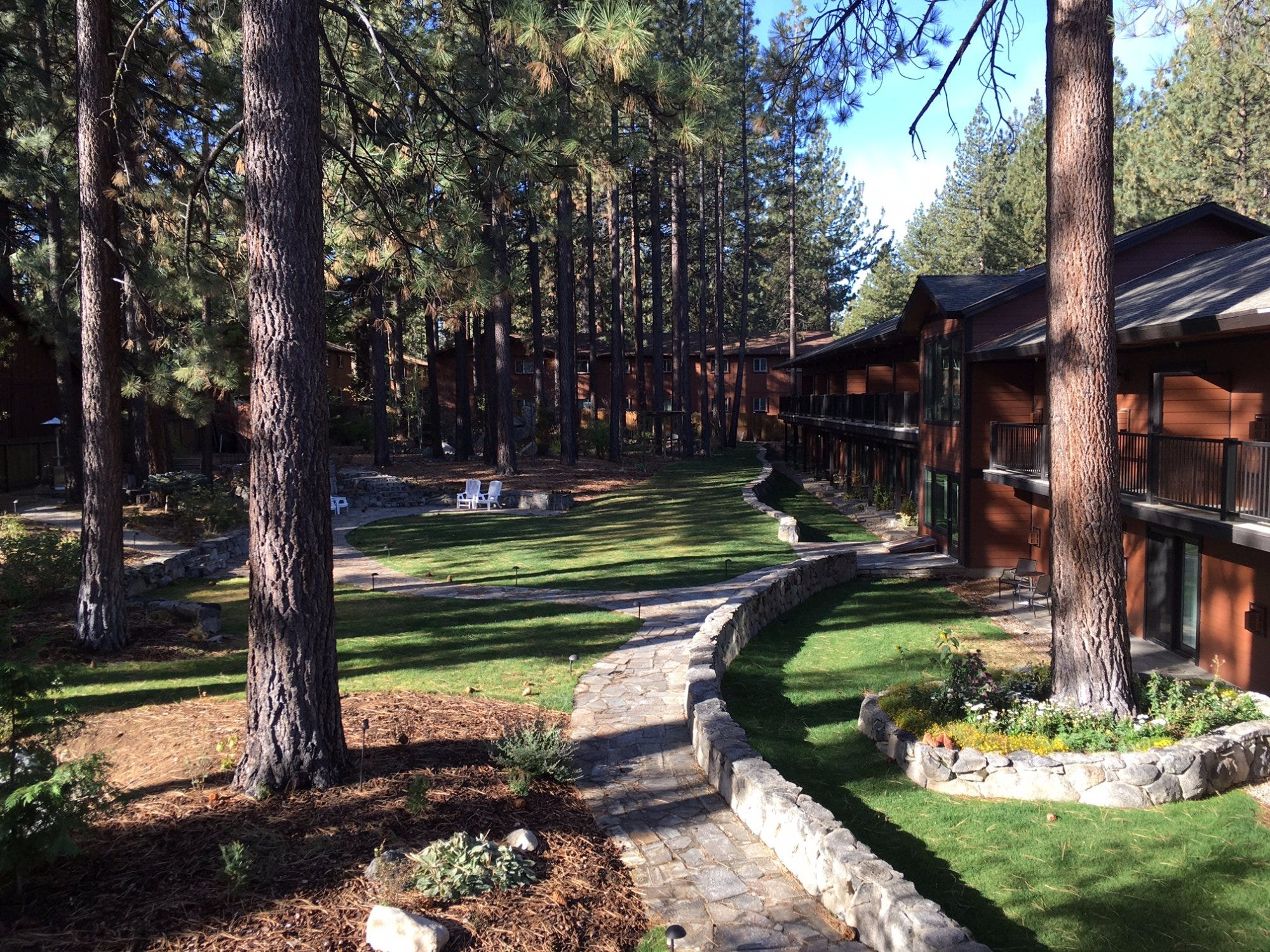 No. 7: Deerfield Lodge at Heavenly in South Lake Tahoe, California.