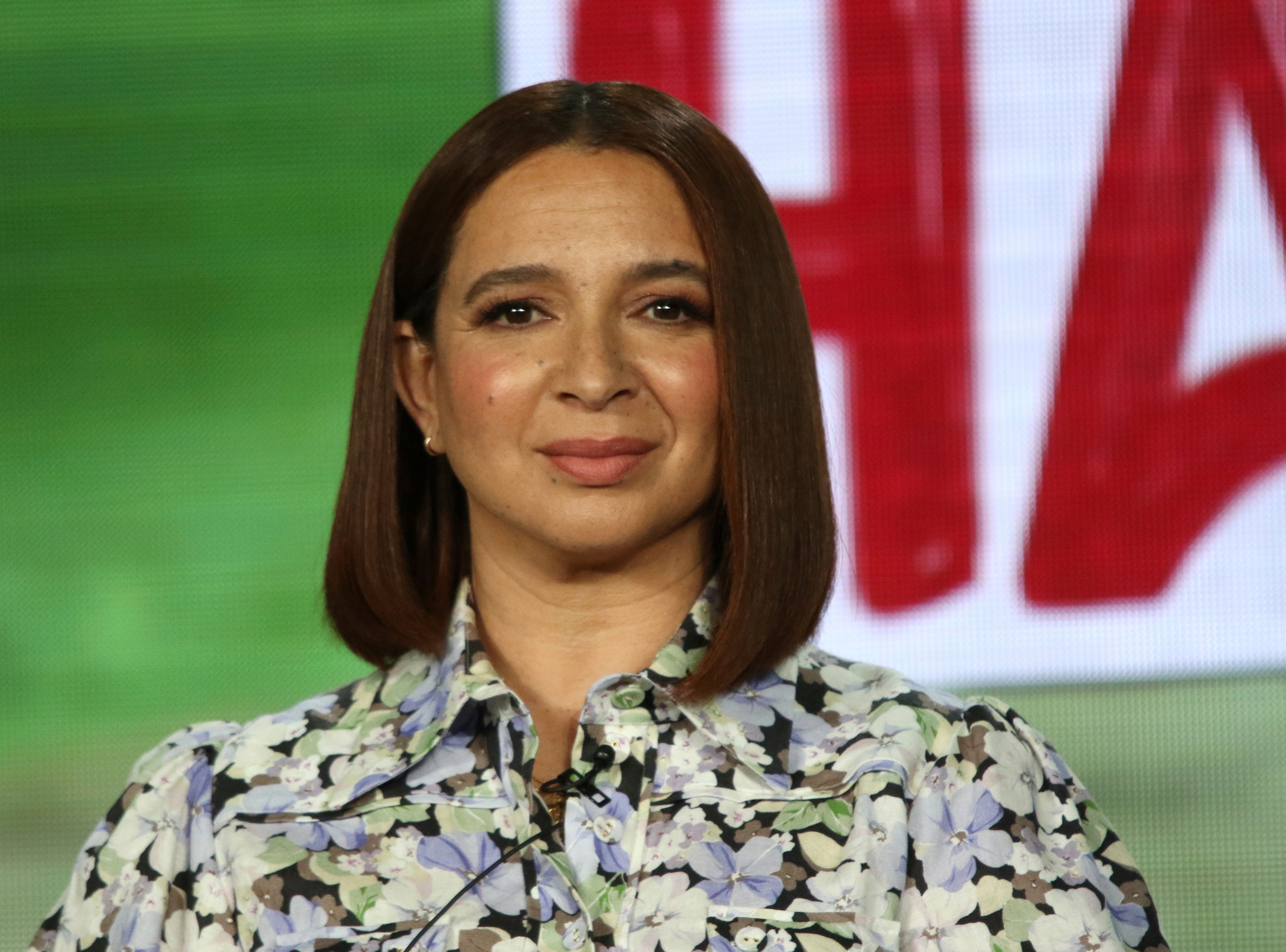 """Maya Rudolph attends a panel for her new Fox animation series """"Bless the Harts."""""""