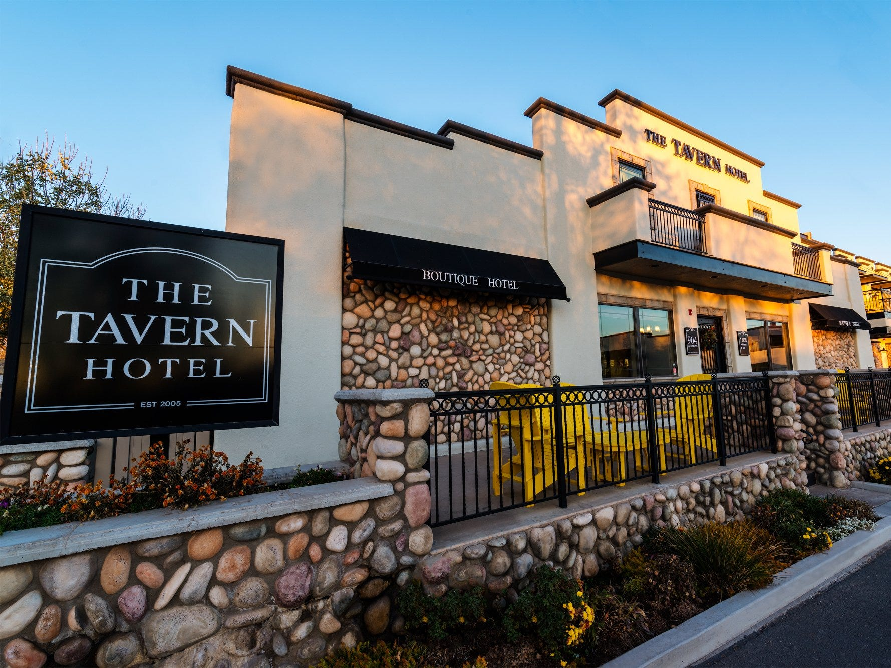 No. 13: The Tavern Hotel in Cottonwood, Arizona.