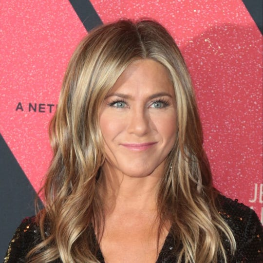 Jennifer Aniston is among the stars of a planned Apple drama about a morning TV show.