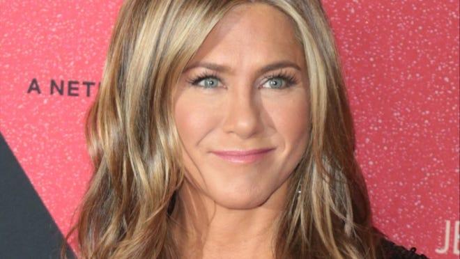 Jennifer Aniston: Im not ashamed of posing nude at 50, no