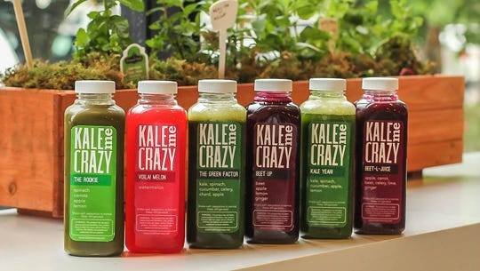 Many juicing companies offer juice-cleanse packages.
