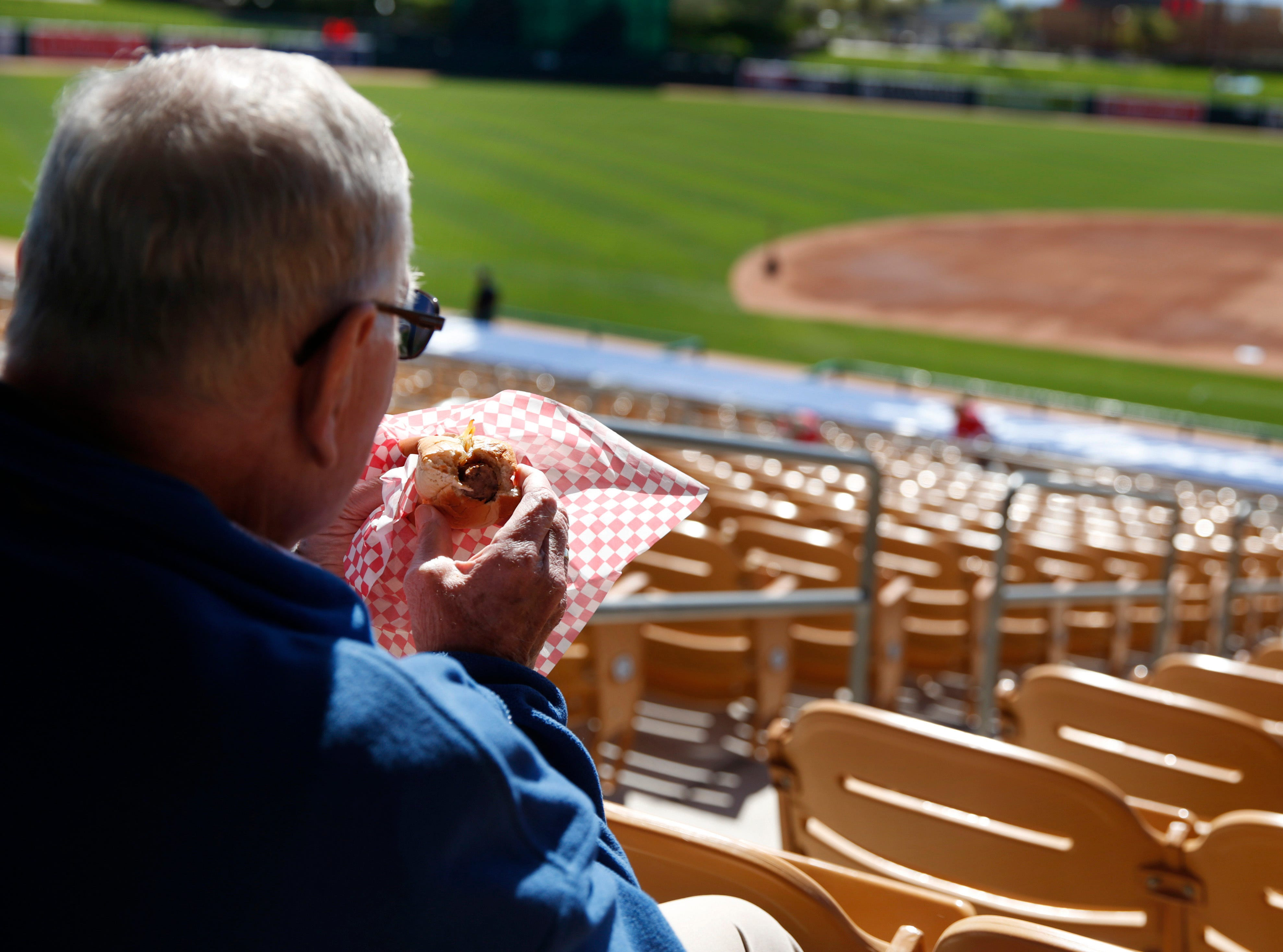 Tax law means businesses can deduct the hot dog, but not the ballgame