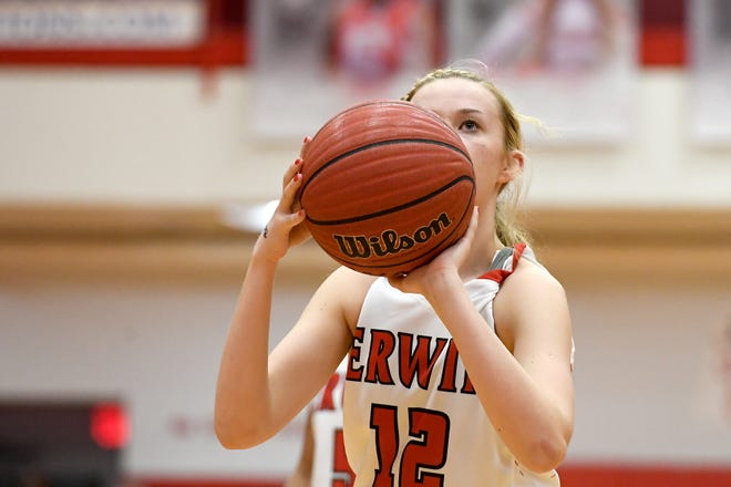 Erwin defeated Tuscola Wednesday to earn a spot in Friday's conference tournament final at Roberson High School. Erwin will play the winner of Enka-Asheville High.