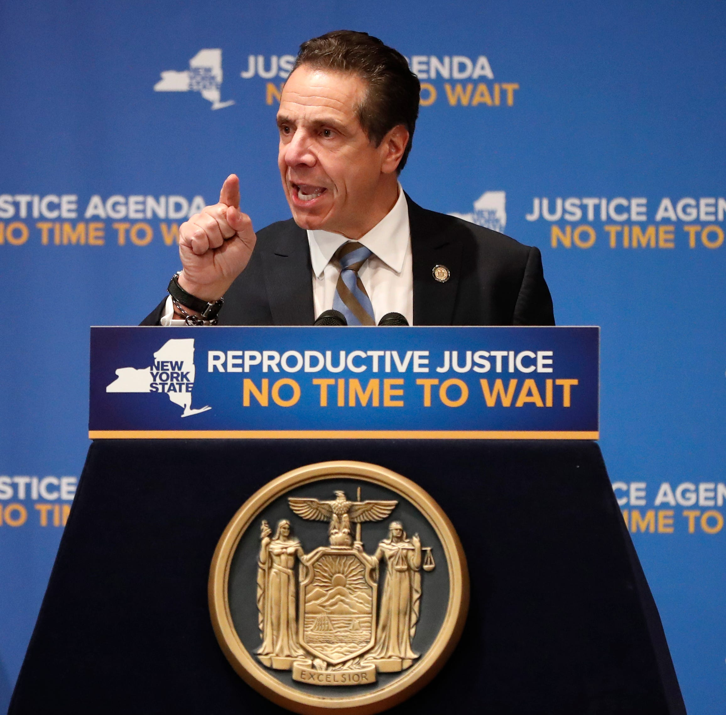 Your Turn: What our readers are saying in favor of New York's new abortion law