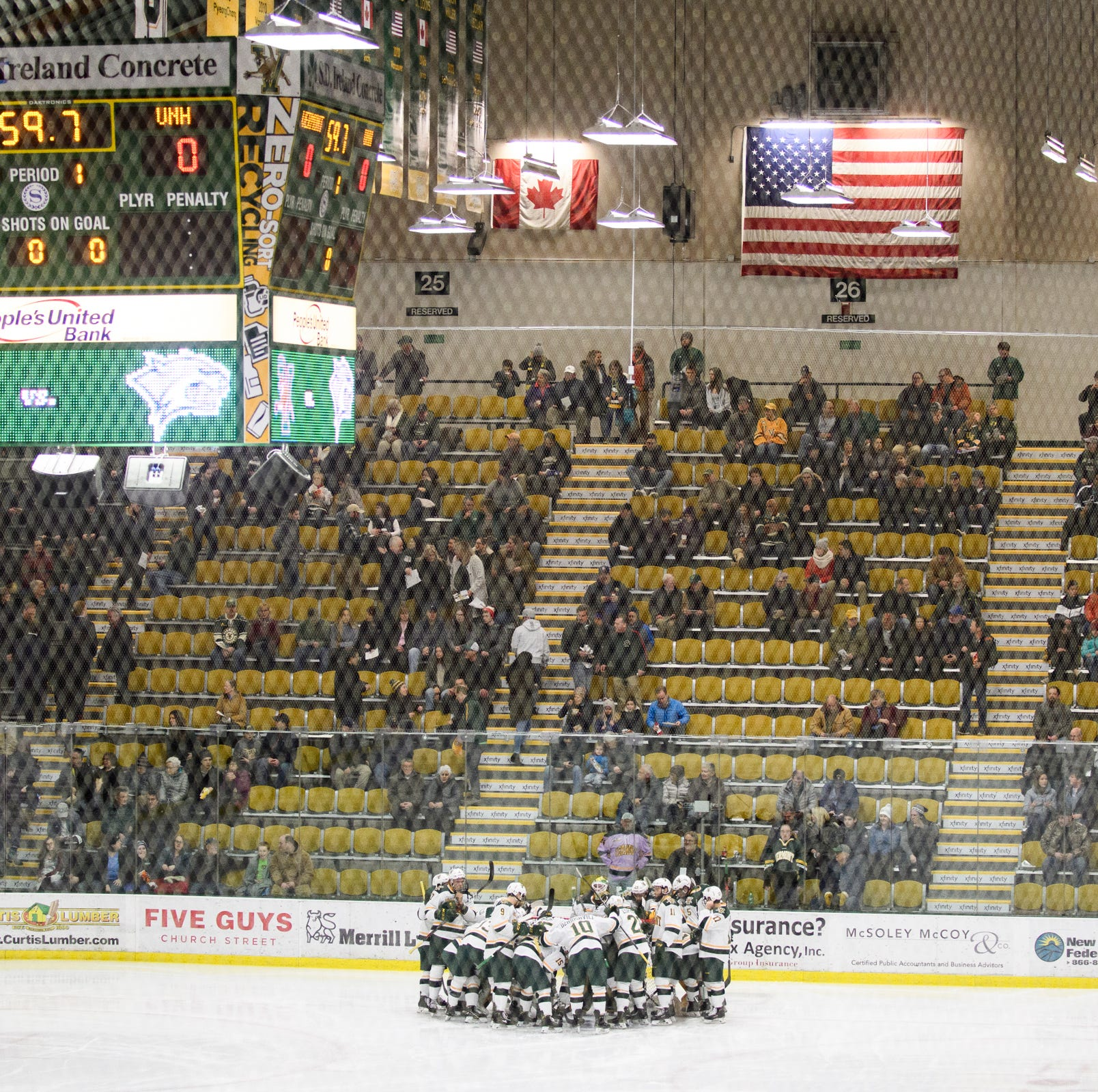 UVM hockey: Overtime loss to BU snuffs out Vermont's playoff hopes