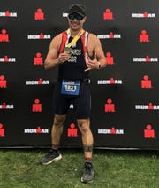 Cross country coach and Tri to Triumph founder Tristan Richards.