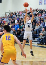 Adena earned a one seed in the Division III Southeast District bracket and will have a bye to the sectional final. They will play the winner of eight-seeded Portsmouth and nine-seeded West at 6 p.m. on Feb. 22 at Waverly.