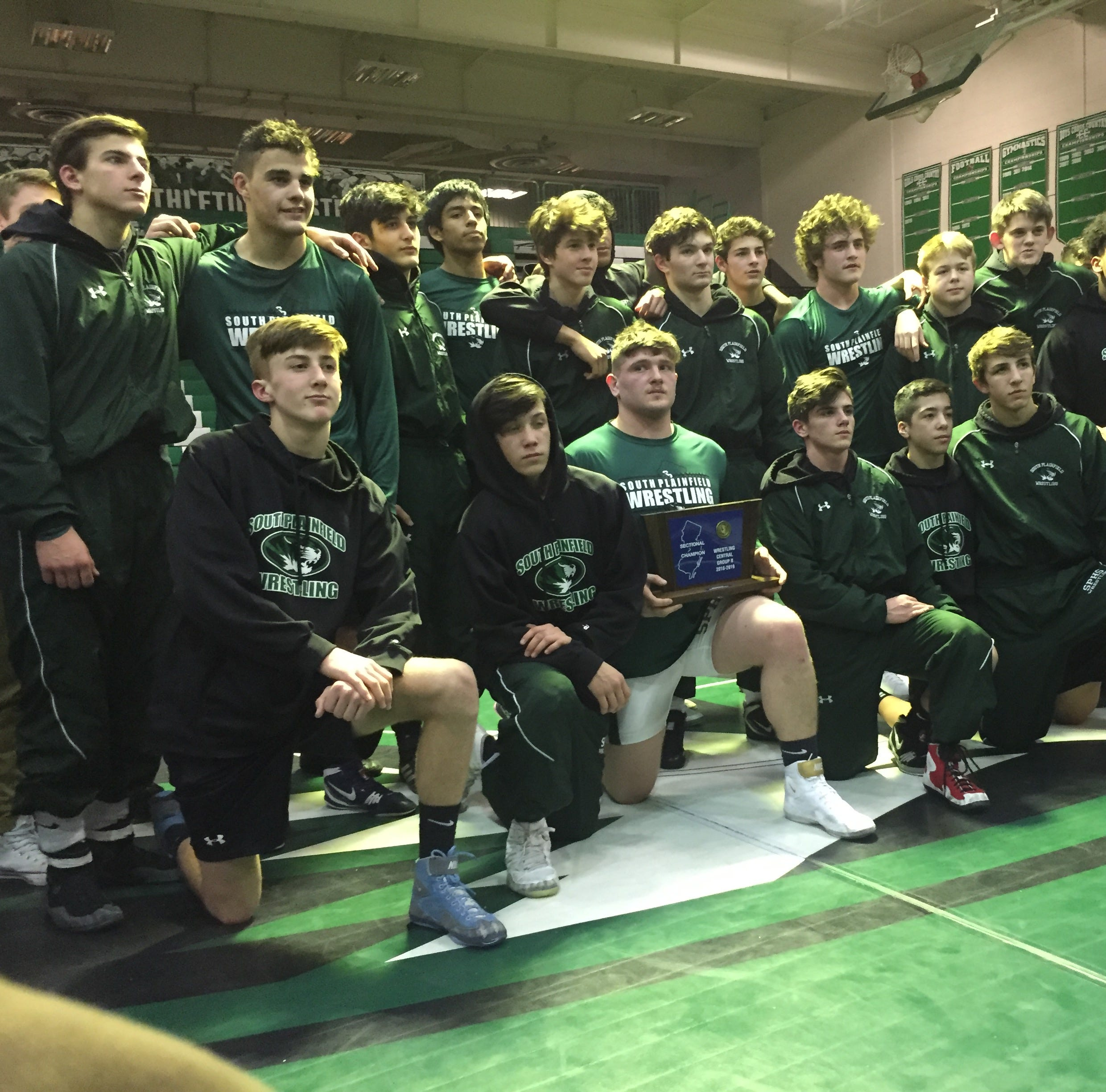 NJ wrestling: After winning 16th sectional title, South Plainfield focuses on group crown