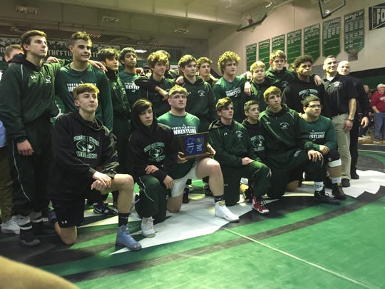 South Plainfield won its 16th sectional title on Friday night